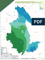 MAPA DE ANOMALIAS DE PRECIPITACION AÑOS NIÑA
