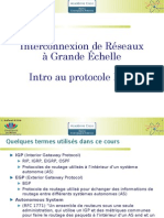 Interco-cours7-BGP