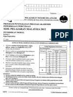Myschoolchildren p Moral k1 Trial Spm 2012 Selangor h
