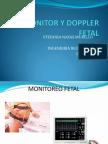 Monitor y Doopler Fetal