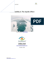 Sustainability & The Apollo Effect - By Debby Lloyd