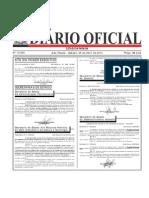 Diario Oficial 05-04-2014