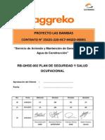 Revisado Plan Anual de Seguridad Aggreko 2014