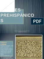 Trabajo 9. Codices Prehispanicos