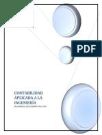 Manual de Contabilidad Aplicada a La Ingenieria