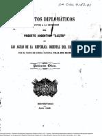 Detencion de Barco Argentino Salto
