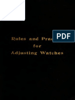 Adjusting Watches