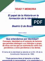 Historia Memoria
