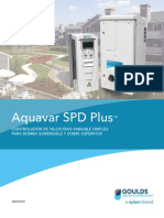 Aquavar SPD Plus Brochure ESP