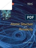 Atomic Structure and Periodicity - Jack Barrett - 2002