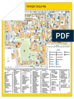 Kensington Campus Map