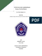 Studi Tentang Ilmu Administrasi Resuma.docx Semester 4