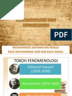 Fenomenologi Dan Hermeunitik (1)