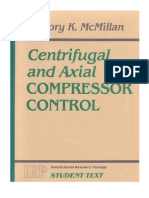 Centrifugal and Axial Compressor Control by Gregory K. McMillan