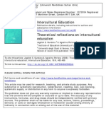 T3 Gundara & Portera 2008 Theoretical Reflections on Intercultural Education