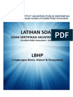 2014 Latihan Cpa Exam Lbhp