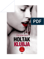 Holtak Klubja True Blood 3.