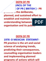 Principles of Pr