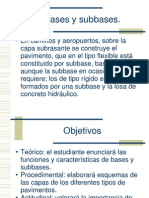 Bases y Subbases
