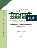 Sociais Manual Aluno 05112012