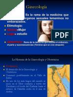 Ginecología y Su historia