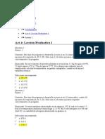 Act 4 Lección Evaluativa 1.termodinamica 50 -  50