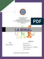 Moral Informe