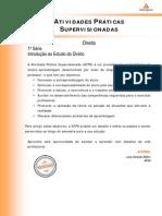 ATPS 2014_1_Direito_1_Introdução do Estudo do Direito (1)