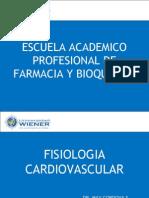 Fisiologia Cardiovascular 2014 m