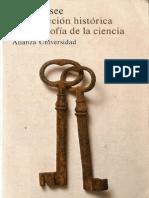 Losee John - Introduccion Historica a La Filosofia de La Ciencia