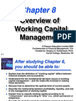 502102 Working Capital