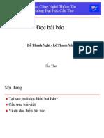 Chuong 4 - Doc Bai Bao