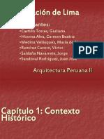 Fundacion de La Ciudad de Lima