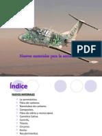 Nuevos materiales para la aeronáutica