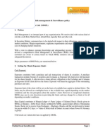 Rms Policy Document