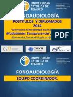 Programas Postítulos y Diplomados_UC Temuco_2014