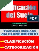 Calificacion de Lsuelo