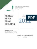 KERTAS KERJA Team Building