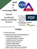 11-NASA Thermal and Fluids Analysis Workshop 2003