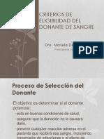 01-02.-Criterios de Elegibilidad Del Donante