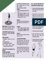5. Leaflet Latihan Fisik Dm