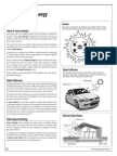 solar energy infobook-middle school