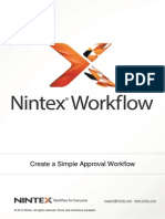 Simple Approval Workflow NW2013