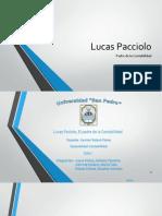 Trabajo de La Universidad Luca Paciolo