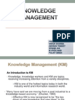 Knowledge Managment Bia Ppt