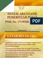 20091007 01 Materi Sistem Akuntansi Pemerintah Pusat (Untuk Sosisalisasi Paket Peraturan)