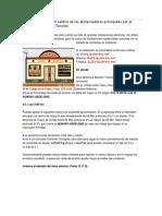 Metodo de Calculo Corrientes Caida Tension