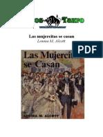 Alcott, Louisa M. - Las Mujercitas Se Casan.doc