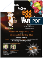 Hodges Mentone - Easter Colouring Comp.