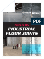 Industrial Floor Joint